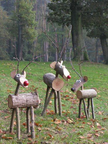 10 ideas of beautifying your outdoor for Christmas homesthetics decor 3