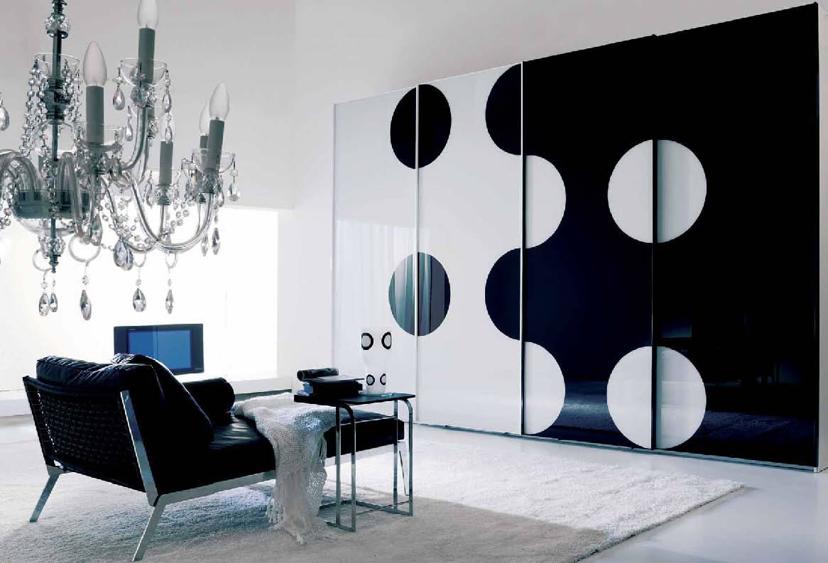 17 Inspiring Wonderful Black and White Contemporary Interior Designs Homesthetics 101