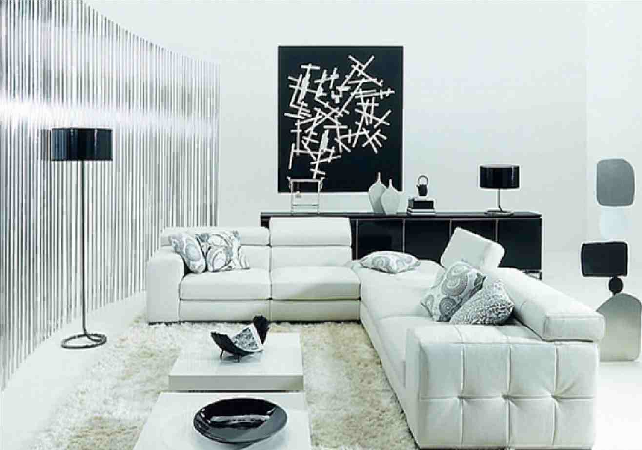 17 Inspiring Wonderful Black and White Contemporary Interior Designs Homesthetics 71