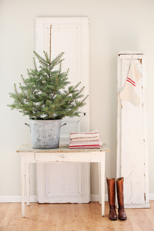 18 Exceptionally Brilliant Modern Christmas Tree Alternatives That You Can Embrace homesthetics 15