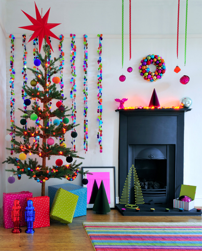 18 Exceptionally Brilliant Modern Christmas Tree Alternatives That You Can Embrace homesthetics 16