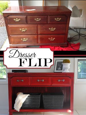 20 Creative Ideas and DIY Projects to Repurpose Old Furniture 1