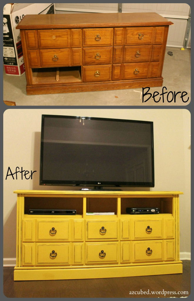 20 Creative Ideas and DIY Projects to Repurpose Old Furniture 13