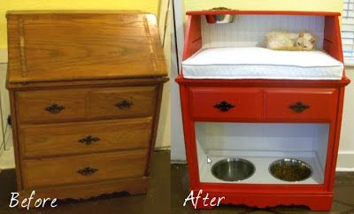 20 Creative Ideas and DIY Projects to Repurpose Old Furniture 16