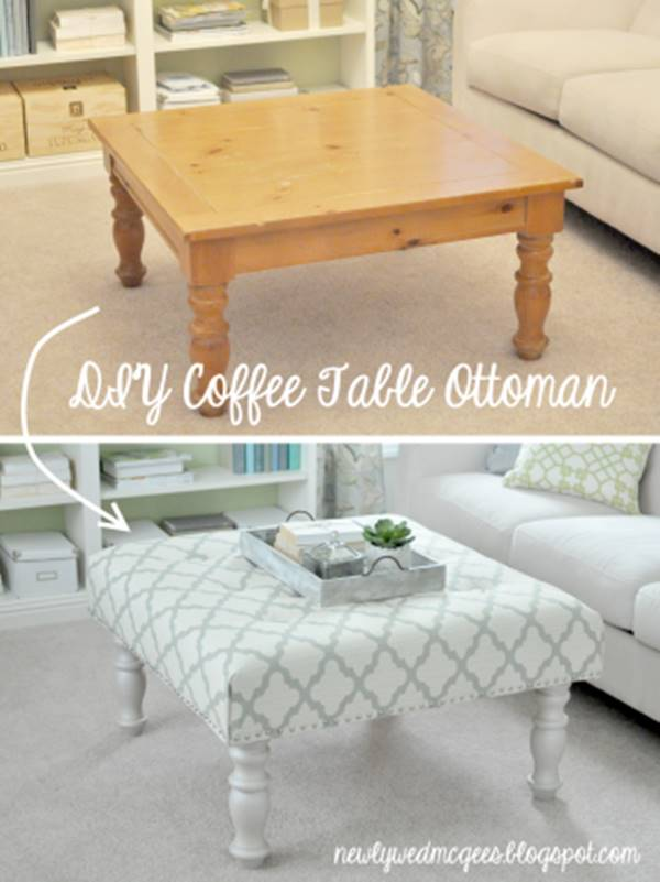 20 Creative Ideas and DIY Projects to Repurpose Old Furniture 23
