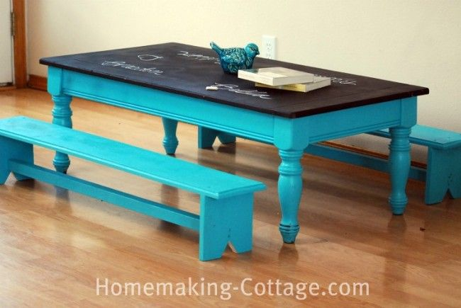 20 Creative Ideas and DIY Projects to Repurpose Old Furniture 24