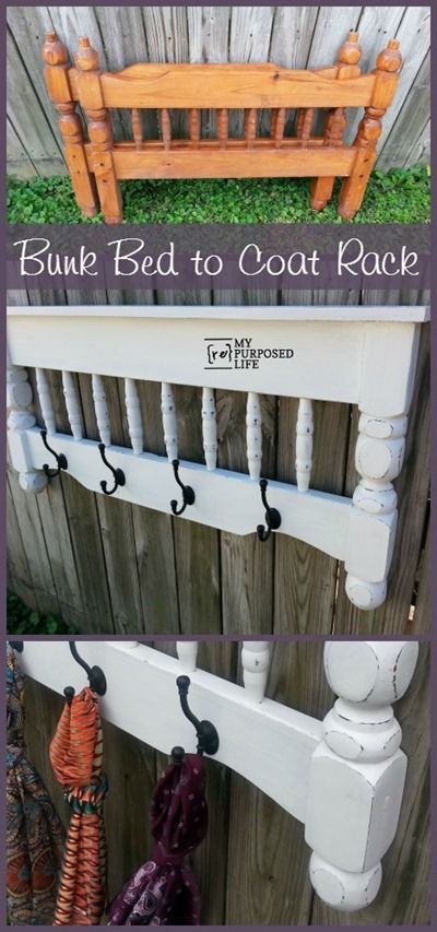 20 Creative Ideas and DIY Projects to Repurpose Old Furniture 29
