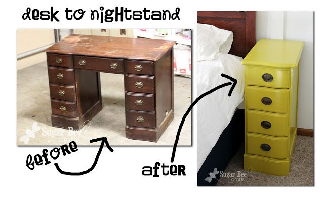 20 Creative Ideas and DIY Projects to Repurpose Old Furniture 5