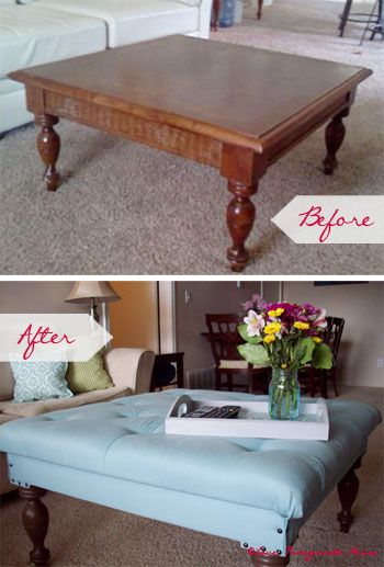 20 Creative Ideas and DIY Projects to Repurpose Old Furniture 6