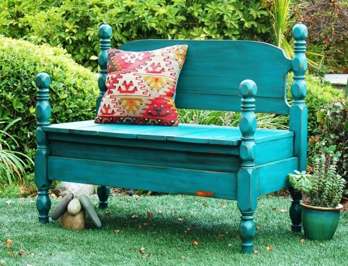 20 Creative Ideas and DIY Projects to Repurpose Old Furniture 7 1