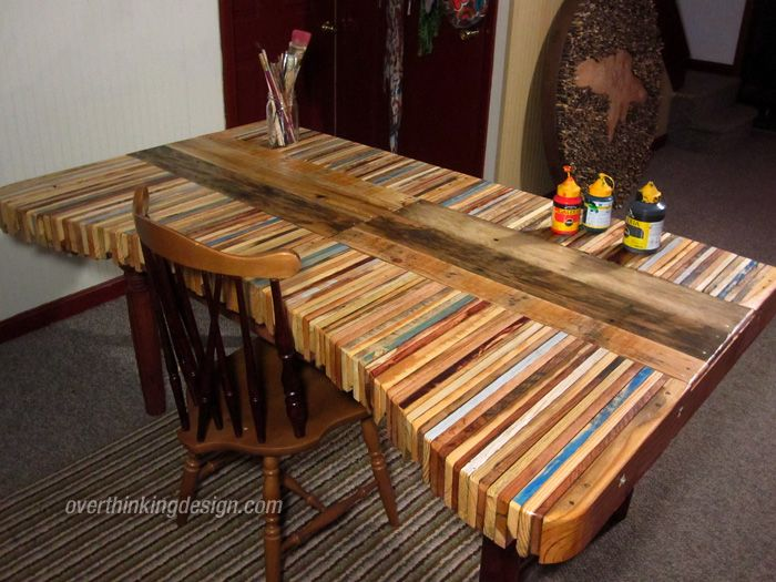 19 Projects You Can Create From Old Pallets