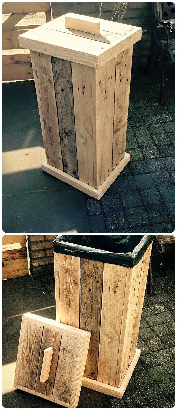 Projects You Can Create From Old Pallets # Muebles Pailets