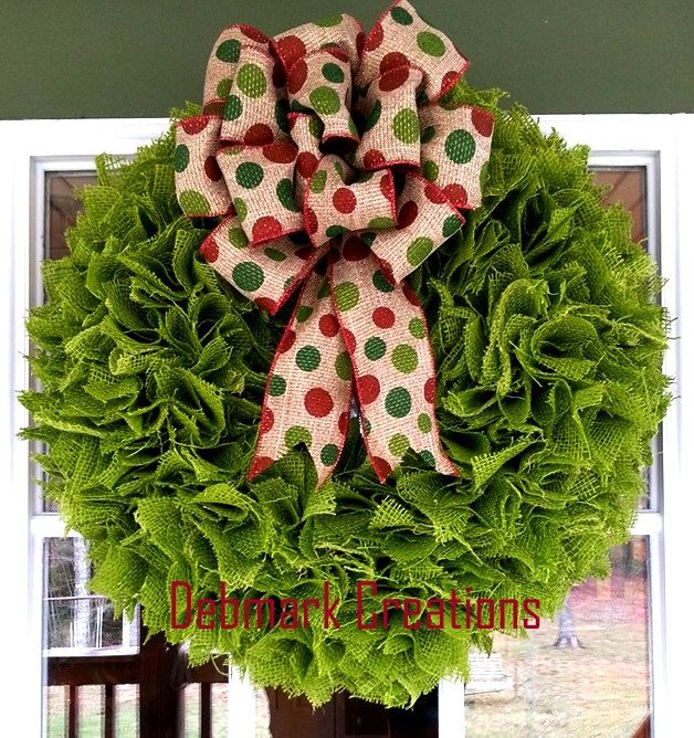 22 Awesomely Shabby Chic Christmas Wreath That Can Be Used All Year Round 3