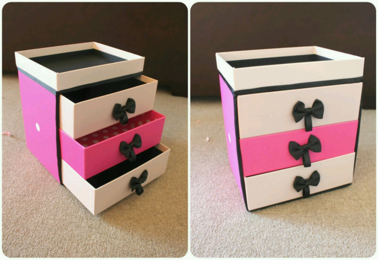 How to Recyle Shoes Box