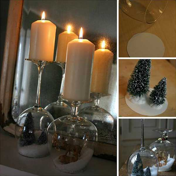 43 Super Smart and Inexpensive Affordable DIY Christmas Decorations homesthetics decor 10
