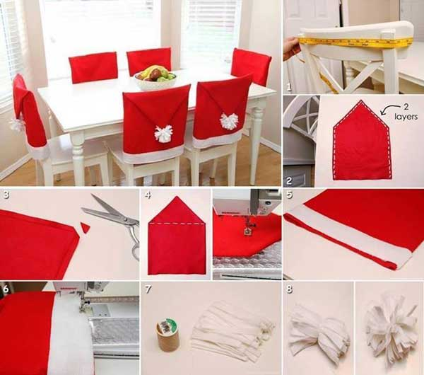 43 Super Smart and Inexpensive Affordable DIY Christmas Decorations homesthetics decor 12