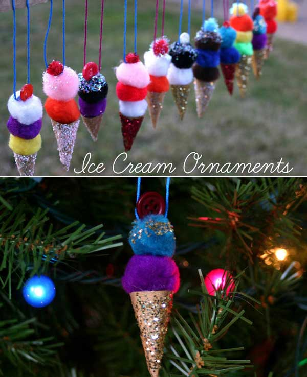 43 Super Smart and Inexpensive Affordable DIY Christmas Decorations homesthetics decor 13