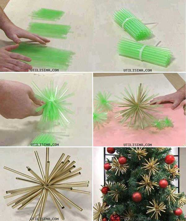 43 Super Smart and Inexpensive Affordable DIY Christmas Decorations homesthetics decor 15