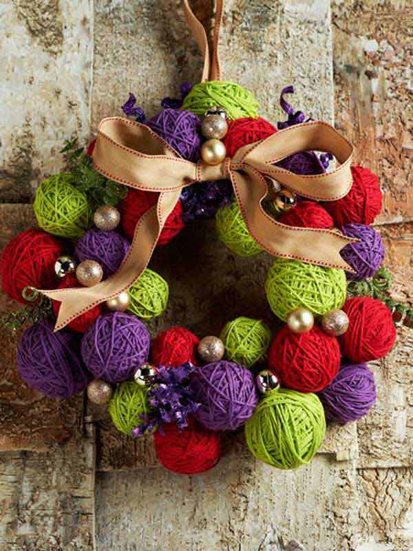 43 Super Smart and Inexpensive Affordable DIY Christmas Decorations homesthetics decor 17