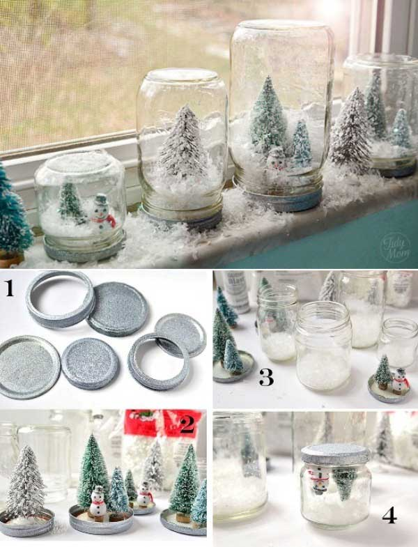 43 Super Smart and Inexpensive Affordable DIY Christmas Decorations homesthetics decor 20