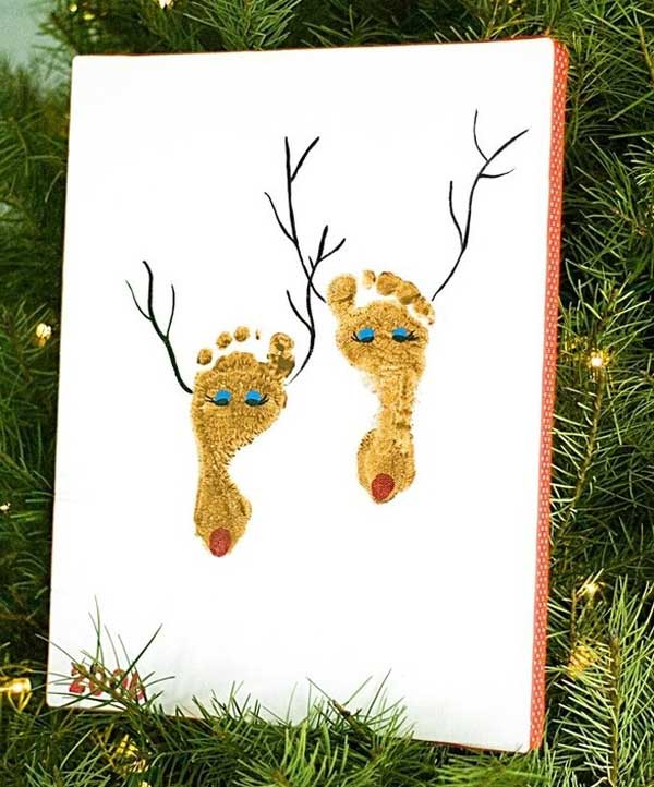 43 Super Smart and Inexpensive Affordable DIY Christmas Decorations homesthetics decor 23