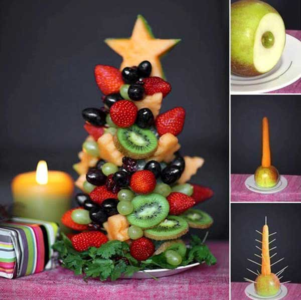 43 Super Smart and Inexpensive Affordable DIY Christmas Decorations homesthetics decor 27
