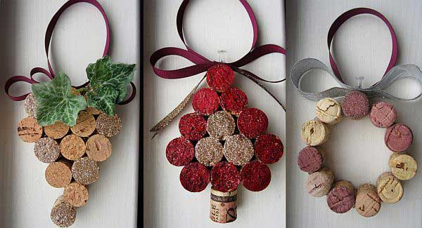 43 Smart and Inexpensive DIY Christmas Decorations