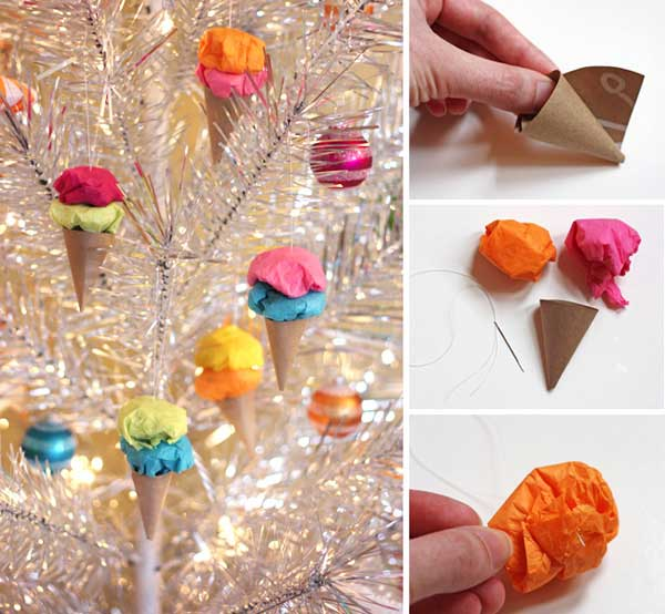 43 Super Smart and Inexpensive Affordable DIY Christmas Decorations homesthetics decor 37