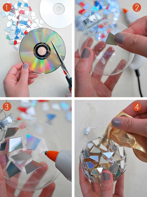 43 Super Smart and Inexpensive Affordable DIY Christmas Decorations homesthetics decor 4