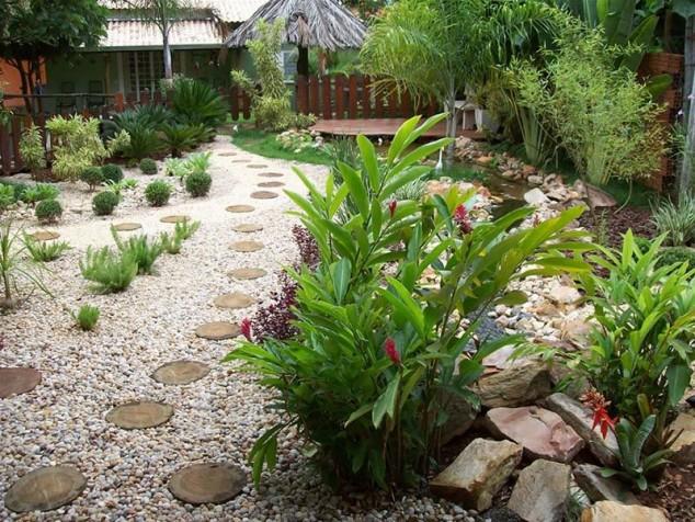 7365099 garden design ideas with pebbles t4ea4178f