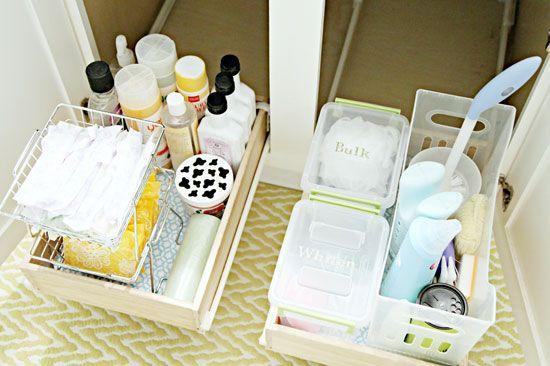 AD Brilliant DIY Storage And Organization Hacks For Small Bathrooms 04