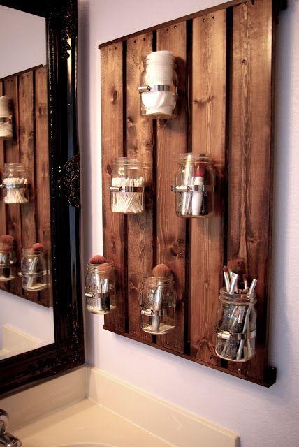 AD Brilliant DIY Storage And Organization Hacks For Small Bathrooms 25