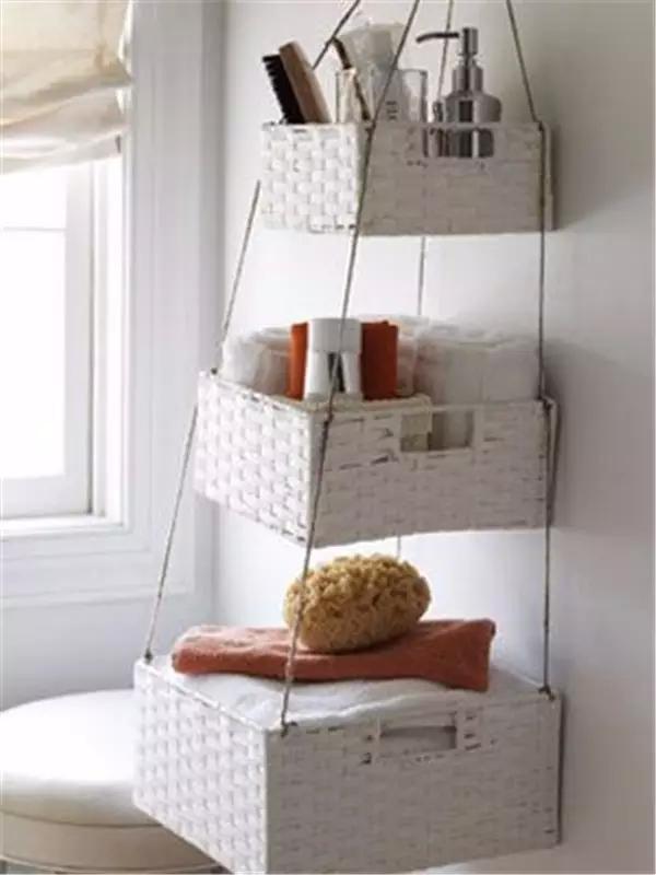 AD Brilliant DIY Storage And Organization Hacks For Small Bathrooms 33