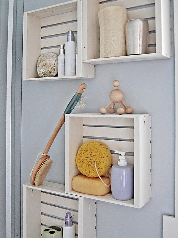 AD Brilliant DIY Storage And Organization Hacks For Small Bathrooms 40