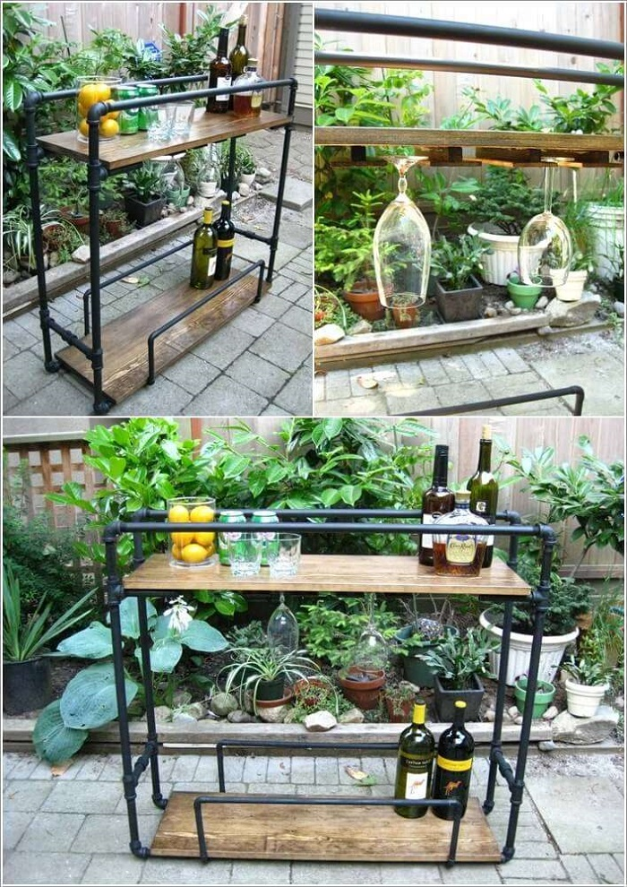 AD Cool DIY Metal Projects For Your Home 03