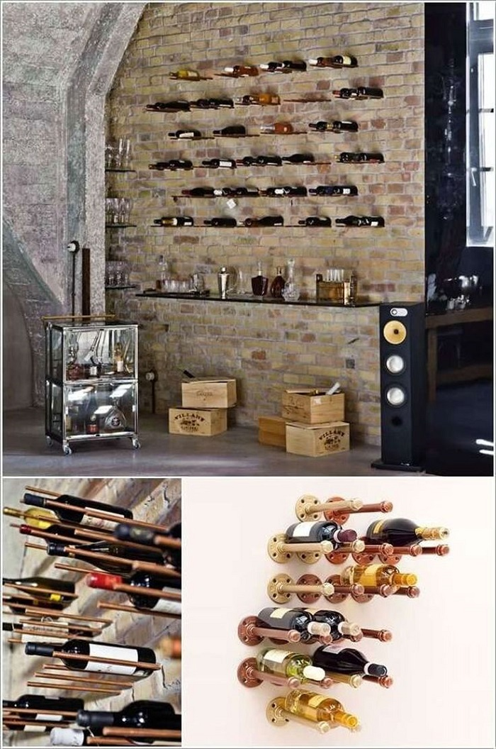 20+ Cool DIY Metal Pipe Projects For Your Home