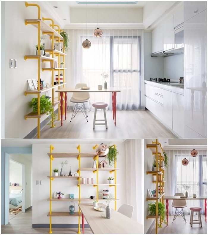 AD Cool DIY Metal Projects For Your Home 17