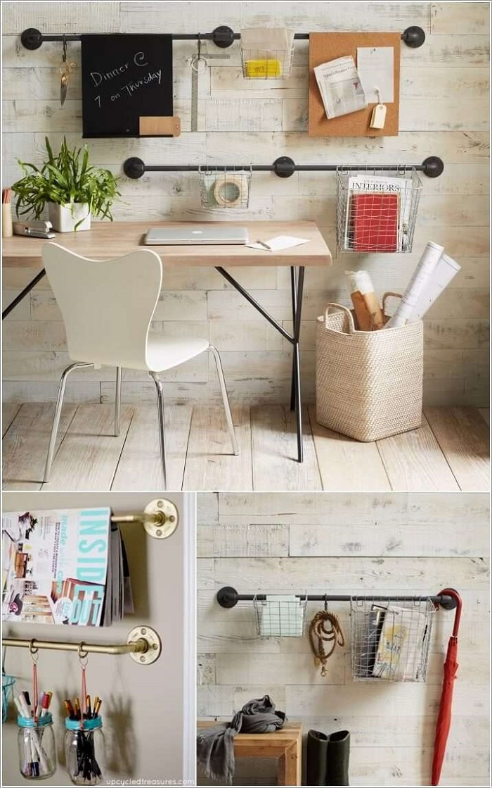 AD Cool DIY Metal Projects For Your Home 22