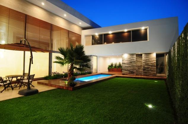 Backyard Landscaping Ideas for Modern Garden