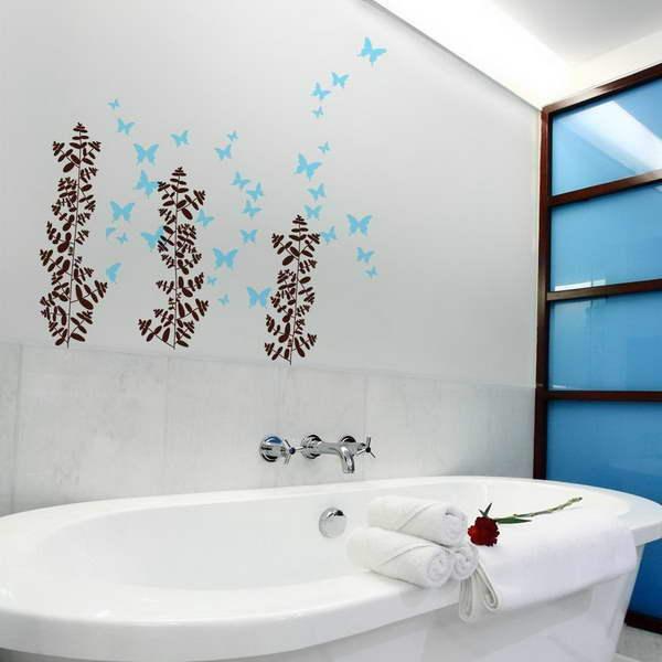 Bathroom Wall Decals ideas