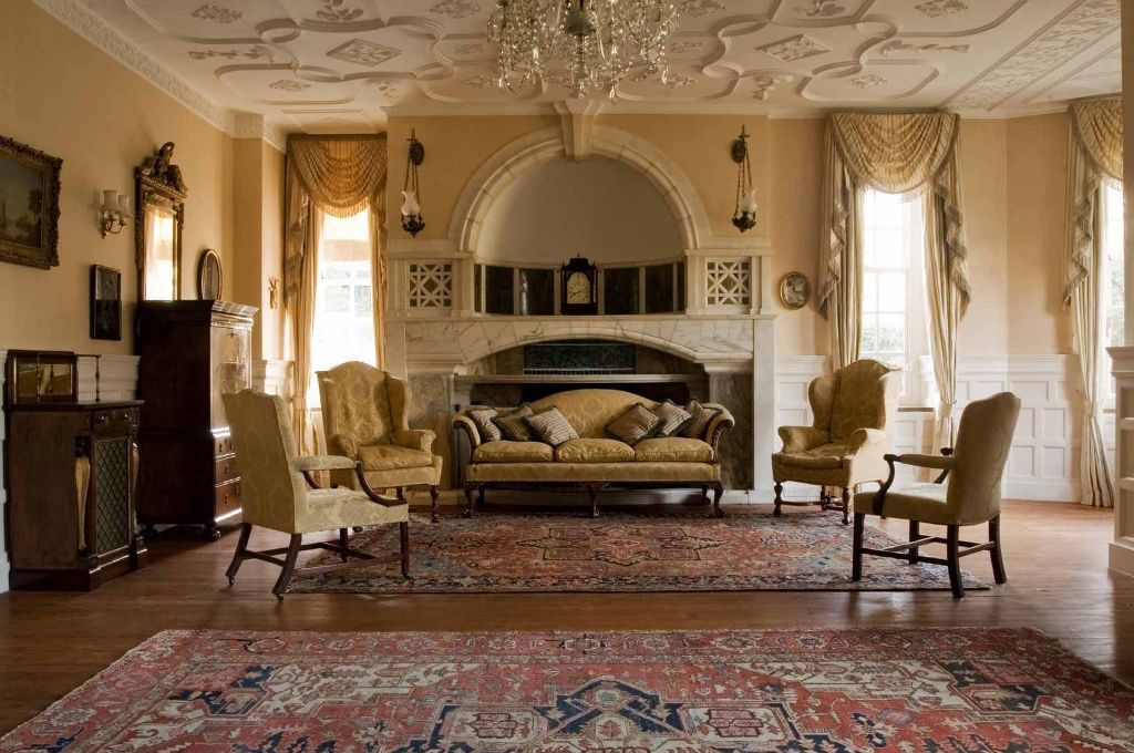 Beautiful Furniture Inside Victorian Homes Pictures