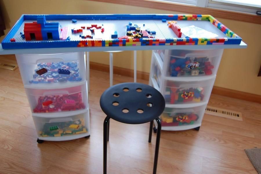 Build-A-Lego-Table