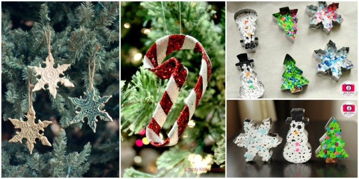 10 Creative Christmas Ornaments Diy From Cookie Cutters