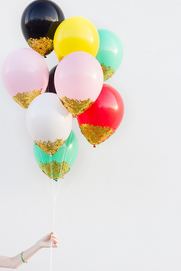 17+ Easy DIY New Year's Eve Decorations