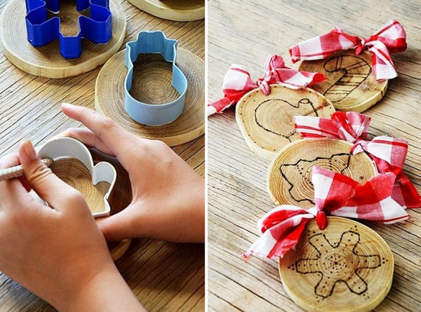 Creative Christmas Ornaments DIY from Cookie Cutters6 e1448994091579