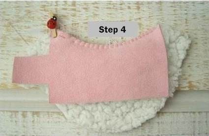 Creative Ideas DIY Baby Ugg Boots 4