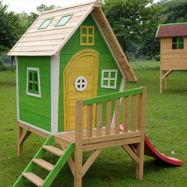 DIY Kids Pallet Furniture 10