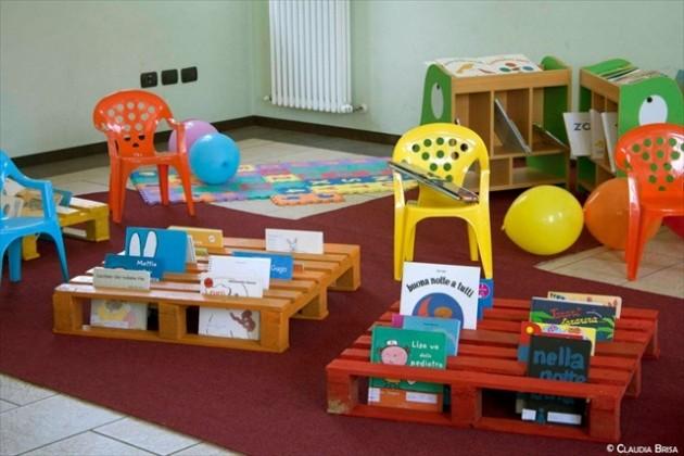 DIY Kids Pallet Furniture 11