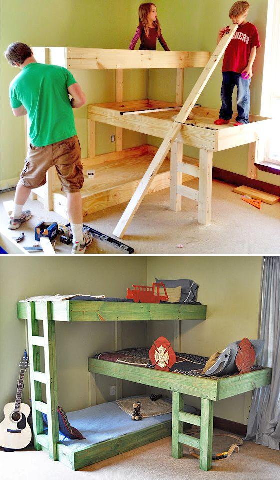 DIY Kids Pallet Furniture 13