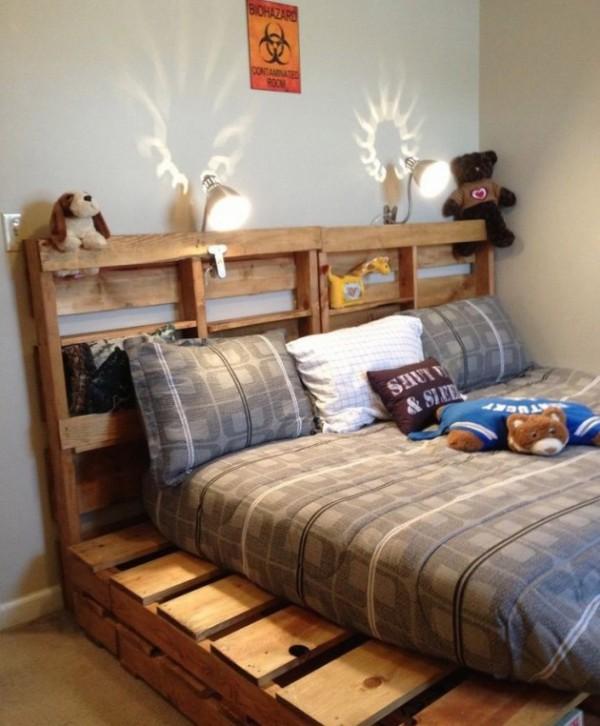 DIY Kids Pallet Furniture 18